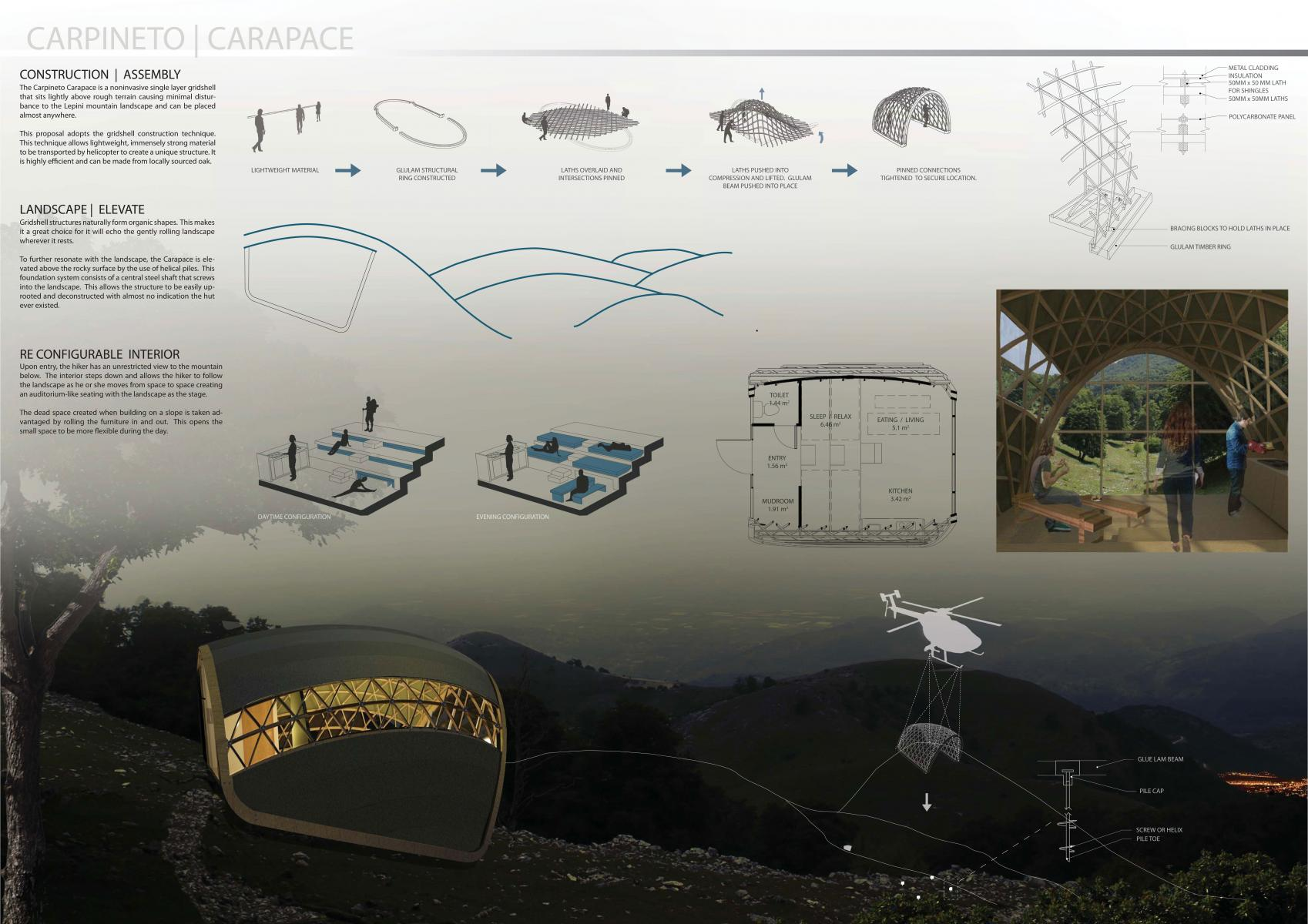 Architecture Students Selected As Competition Finalists