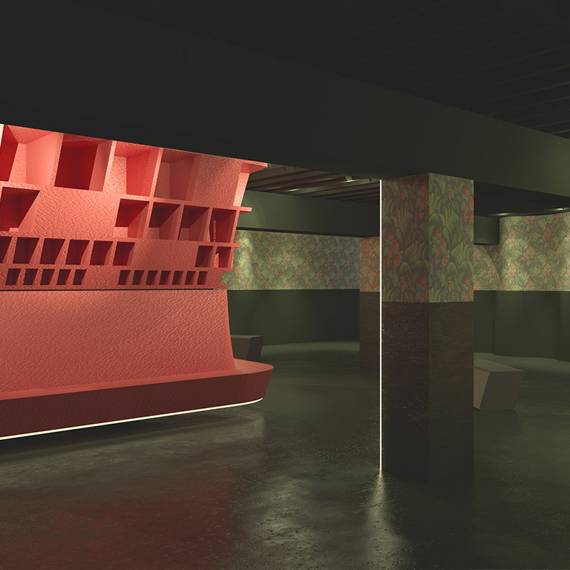 Render of student project