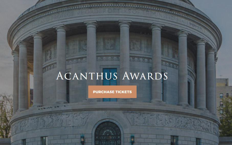 Acanthus Award
