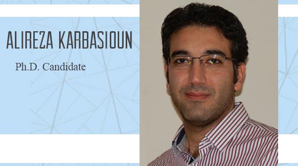 Ph.D Candidate Alireza