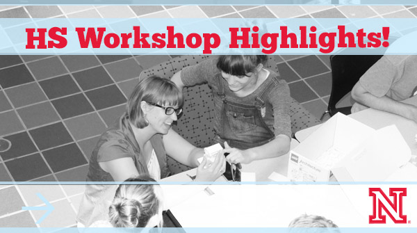 High School Workshop Highlights