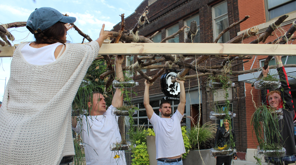 Park(ing) Day @ UNL College of Architecture