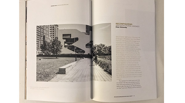 Cause And Effect Essay Thesis Olshavskys Essay Featured In Catalogue For Steven Holls Exhibition The Importance Of Learning English Essay also Compare And Contrast Essay High School And College Olshavskys Essay Featured In Catalogue For Steven Holls Exhibition  English Essay Short Story