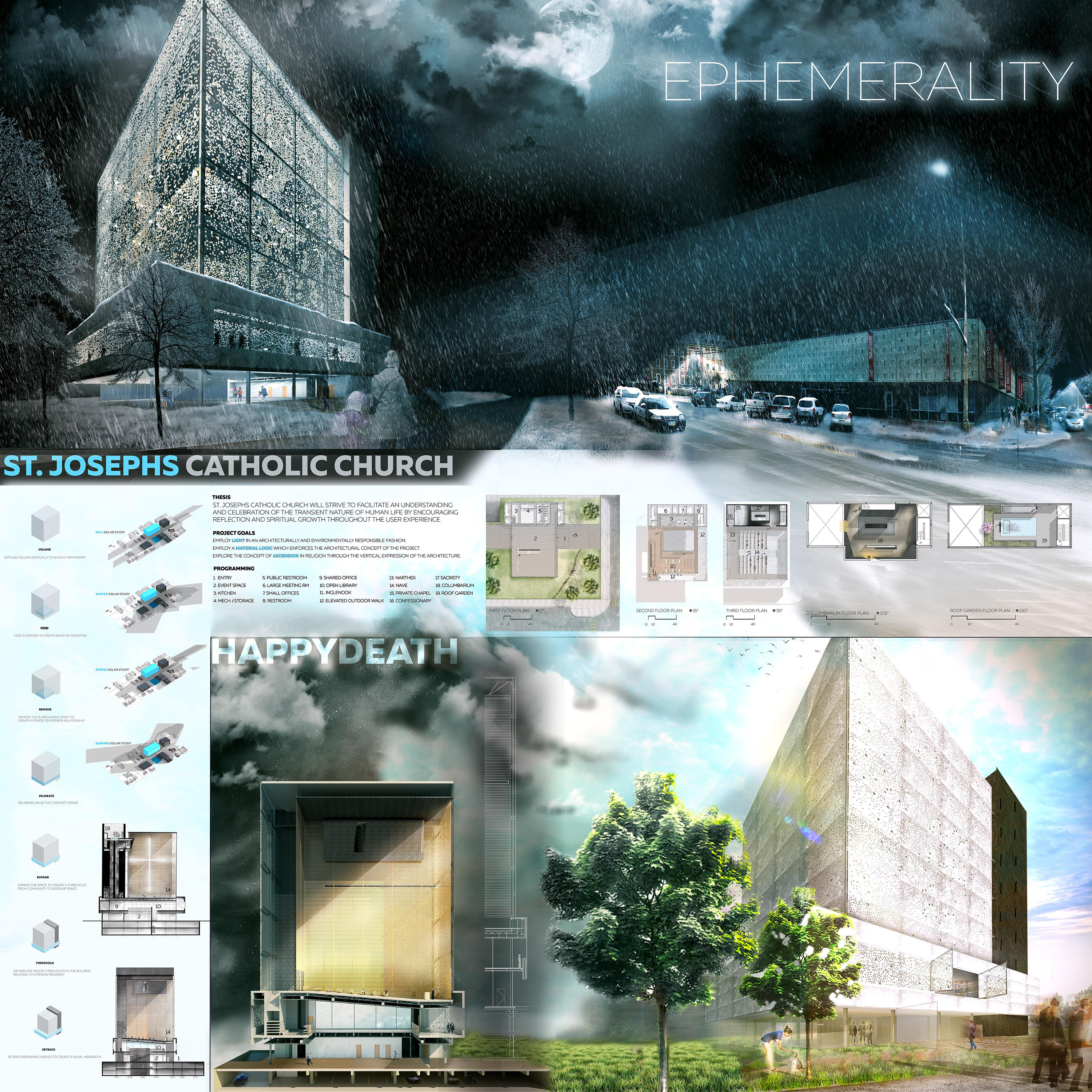 Poster design for architecture - Sgh Dri Design Scholarship Awarded