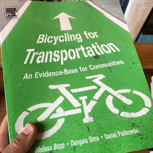 Bike transportation flyer
