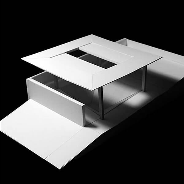 Student design of building