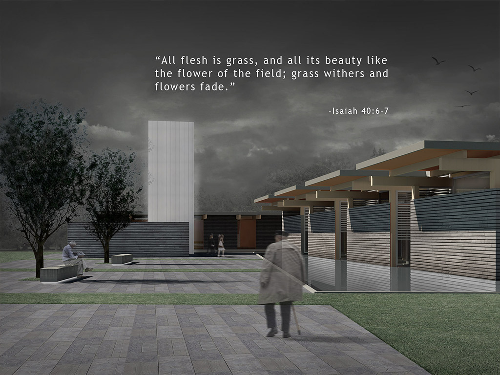Wyuka Synagogue Concept Images