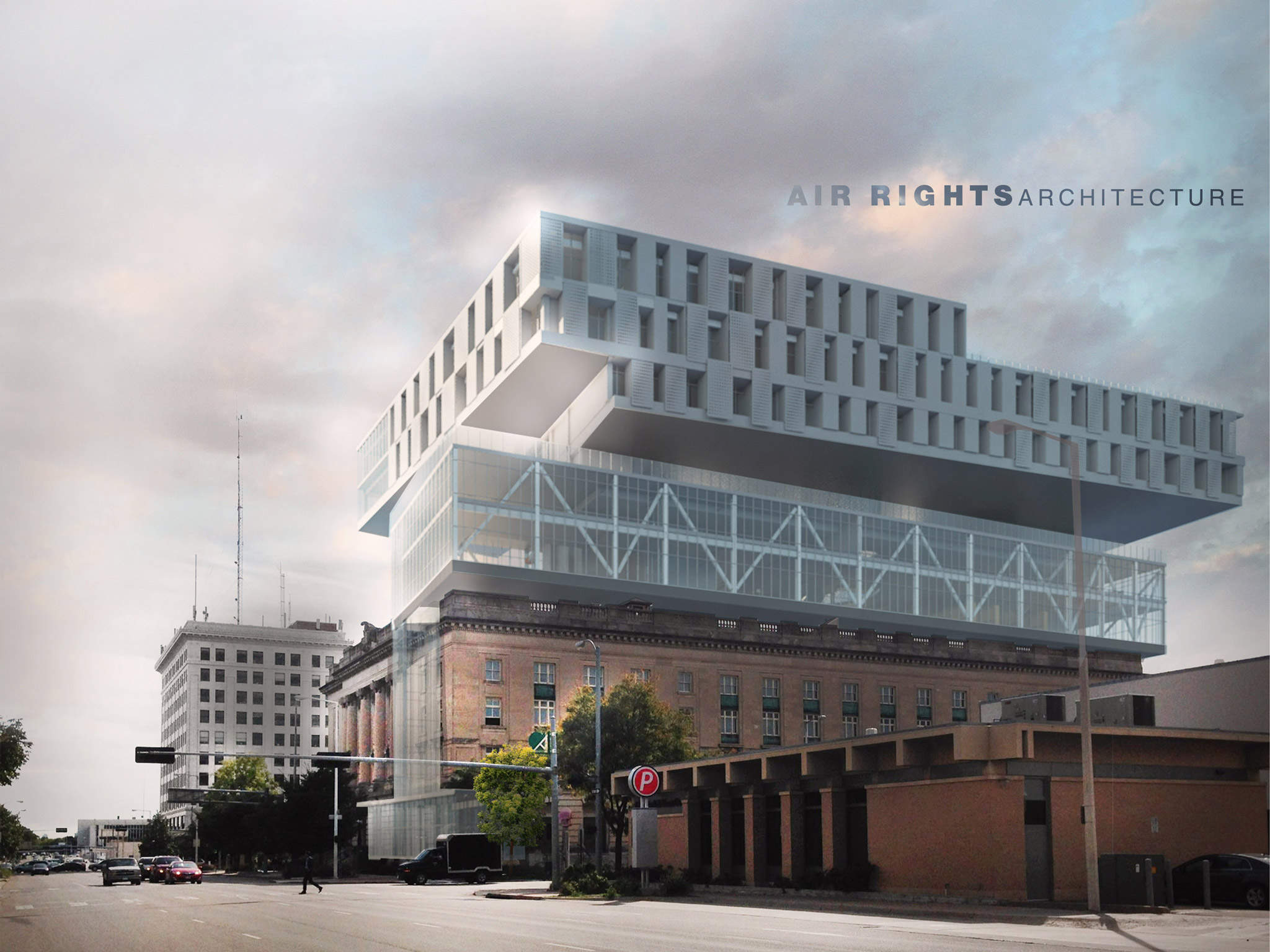 Air Rights Architecture 2015 Sara Ny Design Awards