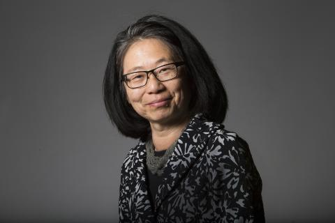 Professor Rumiko Handa, UNL College of Architecture (Photo by Craig Chandler)