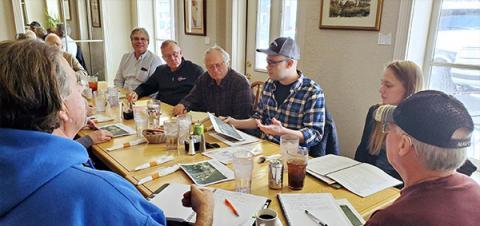 Brownville Stakeholder Meeting