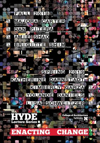 Hyde Lecture Series 2018/2019