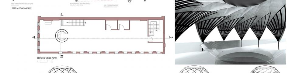 Hobbyist's Retreat - Student Architecture Project