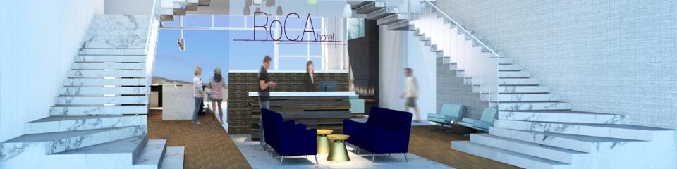 Roca Hotel Featured Image