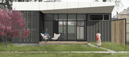 Cargo Shipping Container House