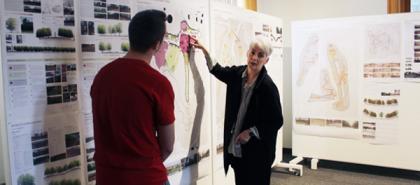 Kim Wilson instructing an LA Studio