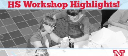 High School Workshop Highlights