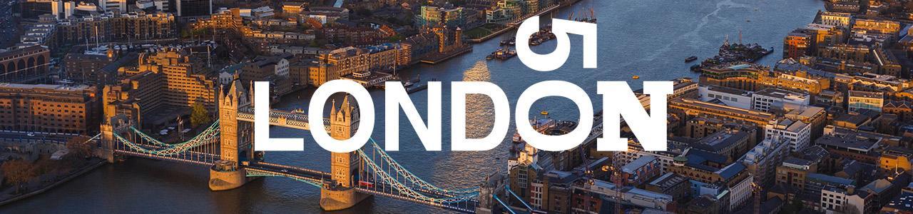 London 50th Anniversary Celebration